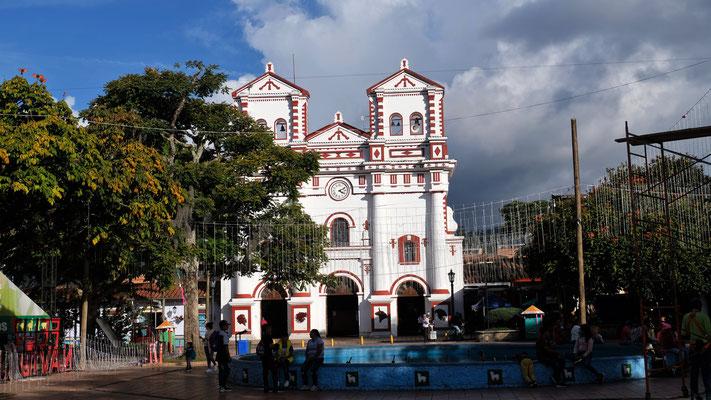 Die Kirche von Guatape