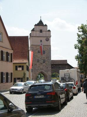 Dinkelsbühl, die schönste Altstadt Deutschlands
