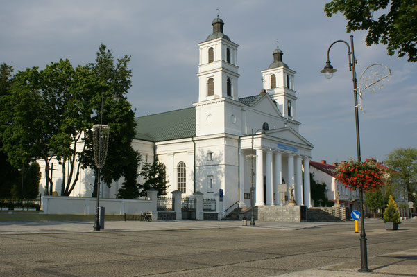Kirche in Suwalki