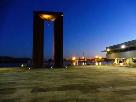 Der Hafen von Viano do Castelo