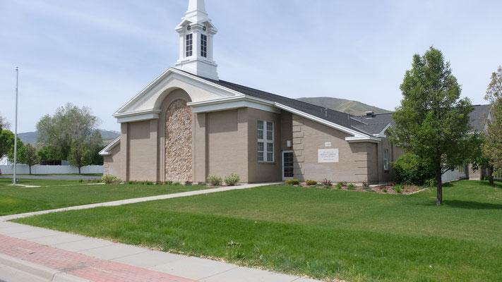 Sehr viele kleine Kirchen in den USA