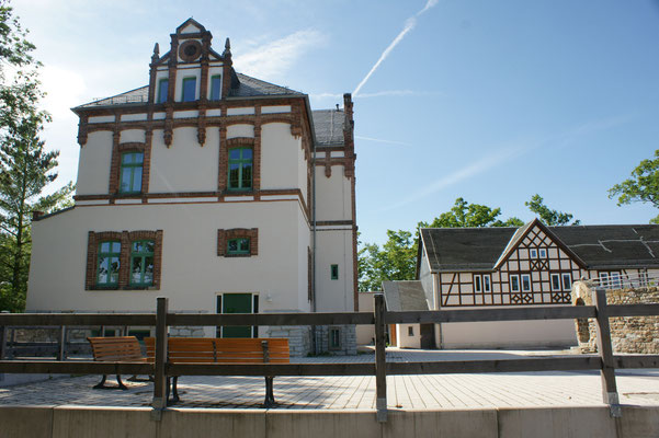 Schloss Saalburg
