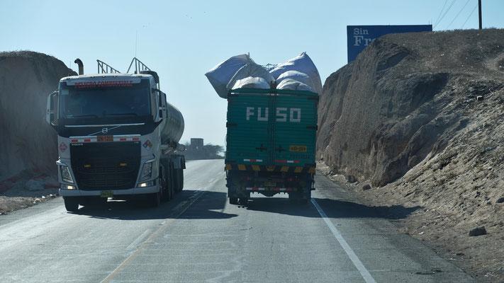 Wir erreichen Arequipa
