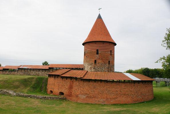 Burg Kaunas