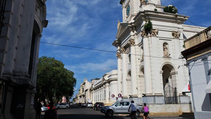 Das historische Viertel von Corrientes