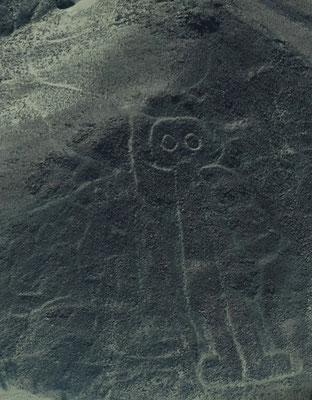 Der Astronaut im Fels
