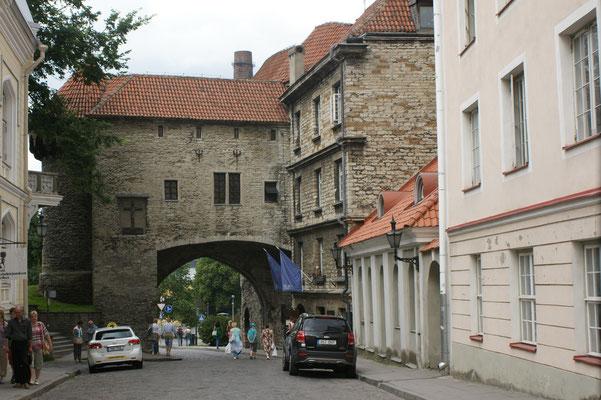 Rein in die Altstadt