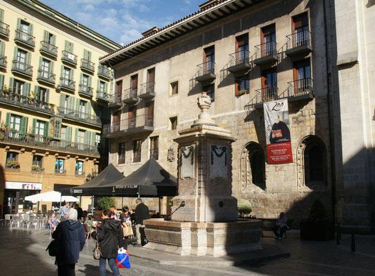 Die Altstadt von Bilbao