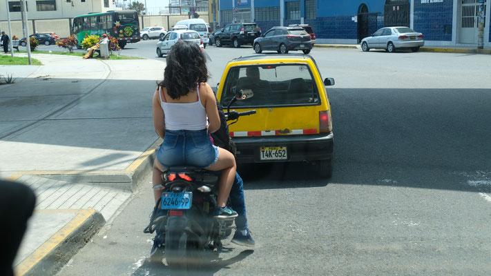In Trujillo gibt es auch noch andere Attraktionen.