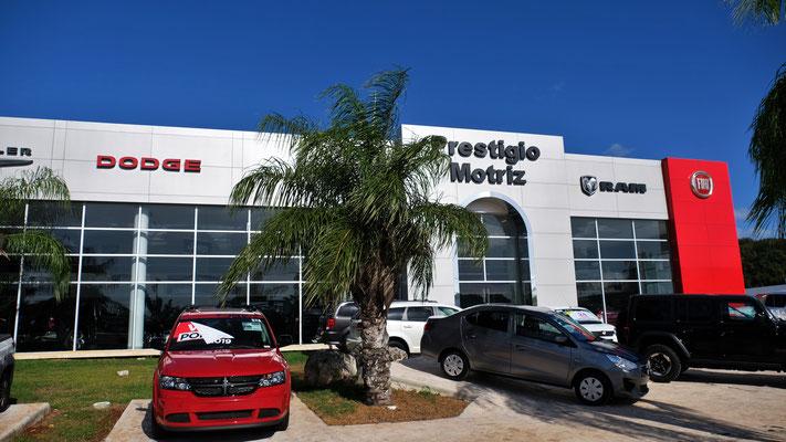 Grossgarage in Campeche