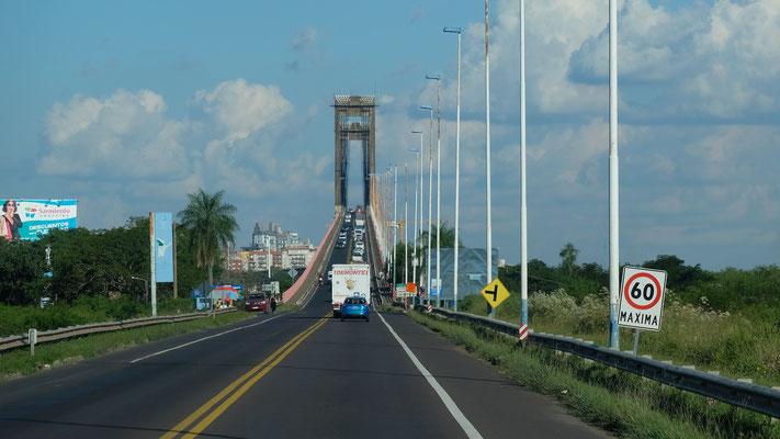 Die Brücke von Corrientes