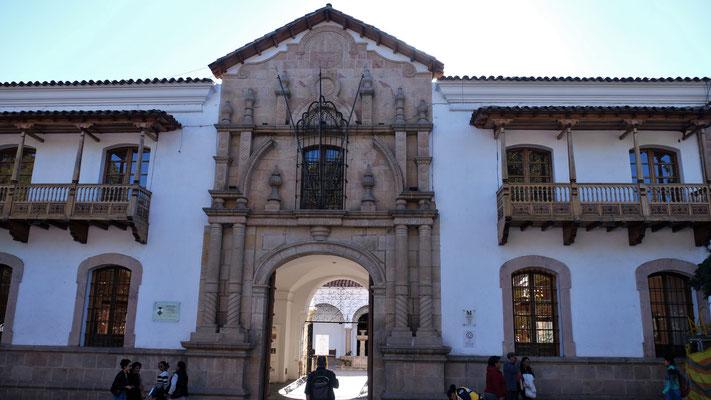 Das Haus de Libertad