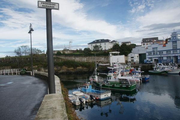 Puerto de Vega, ein hübsches Fischerdörchen