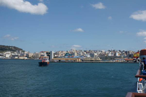 Tschüss Afrika ( Ceuta)