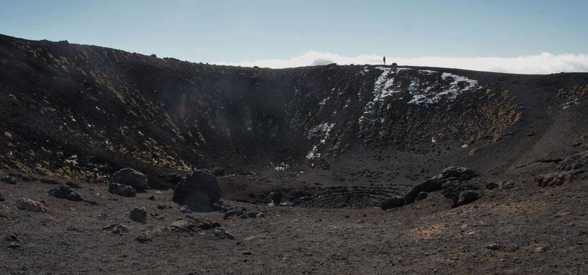 Krater Silvestre
