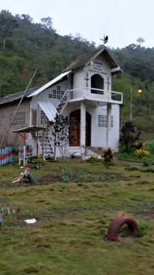 Die Kirche von Rio Blanca