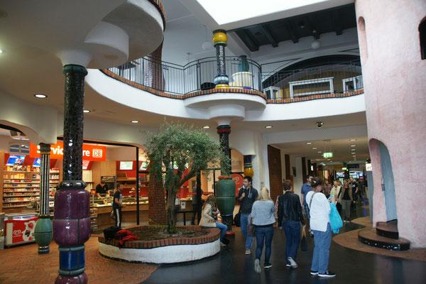 Die Eingangshalle