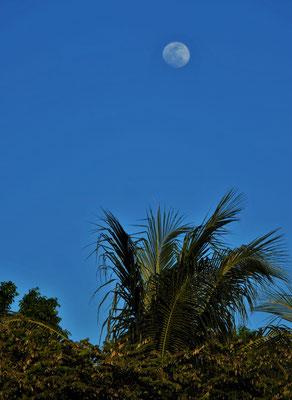 Der Mond ist auf-,......