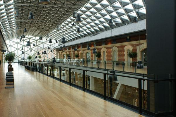 Die neue, alte Markthalle