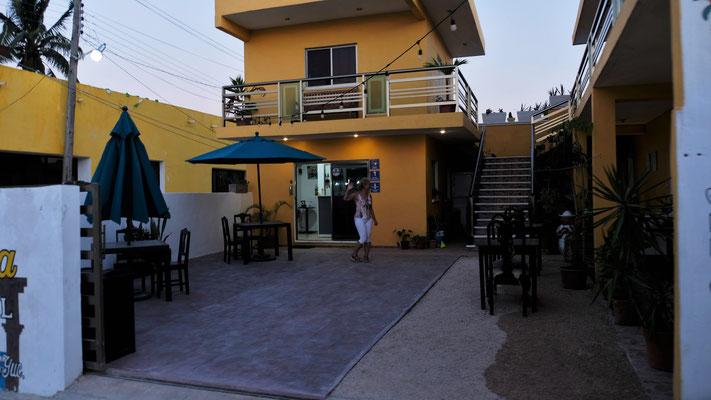 Hotel von Marianne und Uli