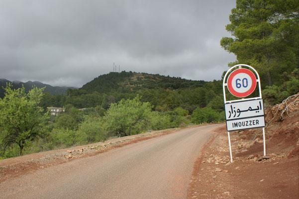 Hier darf man nur noch 60km fahren!