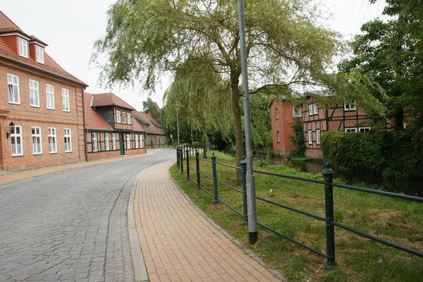 Es wurde sicher viel Geld für die Restaurierung von Ludwigslust inverstiert.