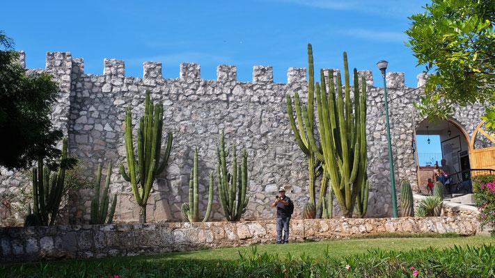 Das Museum in El Fuerte