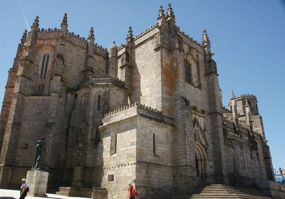 Die Kathedrale von Guarda
