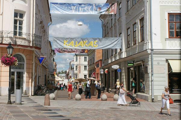 Seitenstrasse des Rathausplatzes