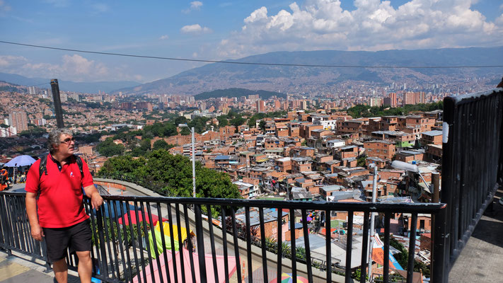Blick über die Vavela und die Stadt