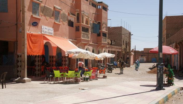 Hier in Tissent gibt es Berberomlette