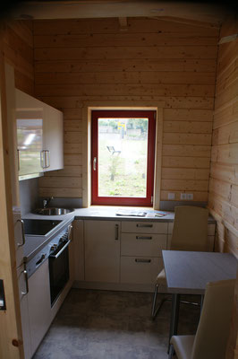 Kleine, feine Küche