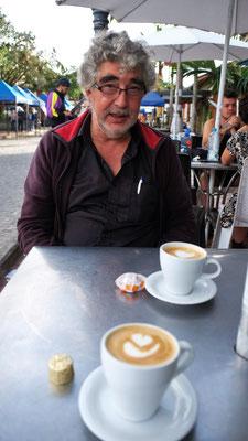 Am besten ist einfach der Kolumbianische Kaffee