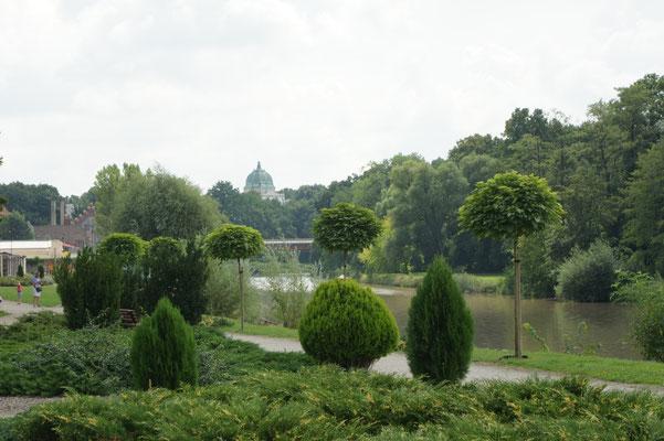 Görlitz auf der polnischen Seite
