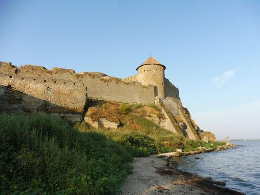 Einfach nur schön. Festung Akkermann/ Ukraine
