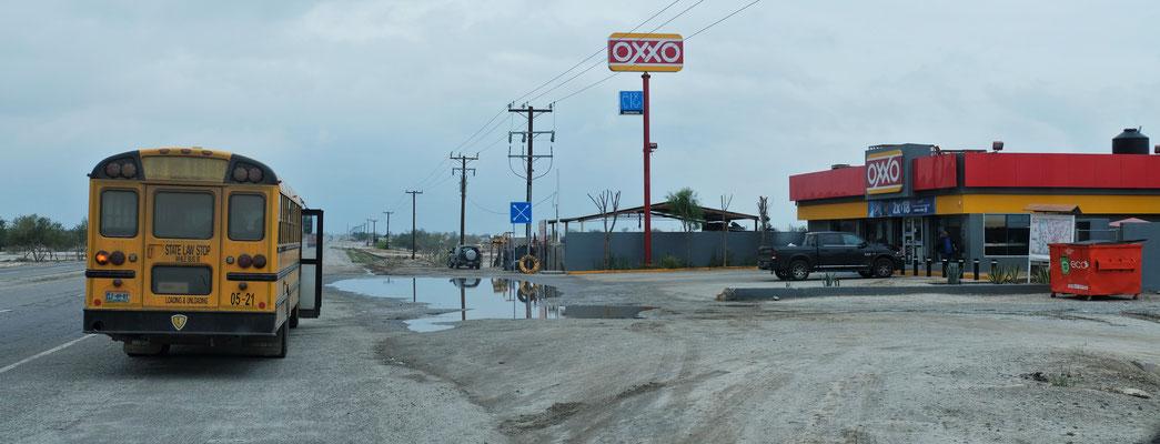 Nochmal einkaufen bei OXXO