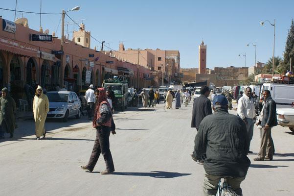 Markttag in Rissani