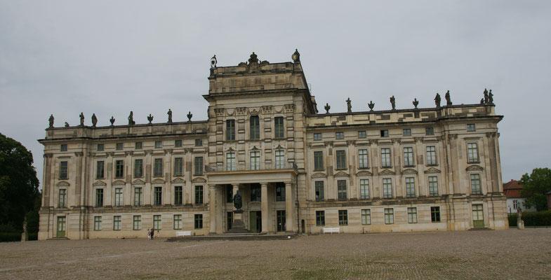 Das Schloss Ludwigslust würde eine Renovation vertragen