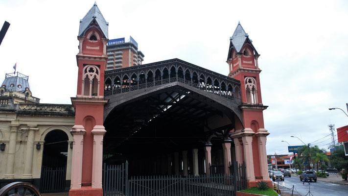 Der alte Bahnhof ist jetzt ein Museum