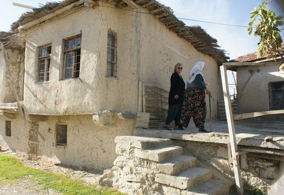 Das Zuhause von Ali und seiner Frau