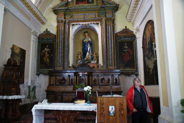 Die Kirche im Kloster