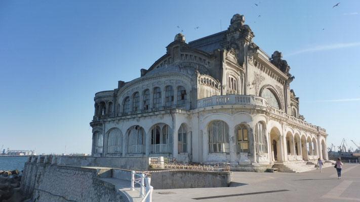 Das berühmte Casino von Constanta
