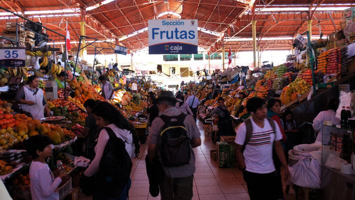 Der Mercado San Camilo