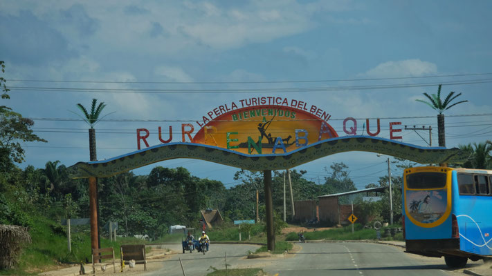 .... in Rurrenabaque