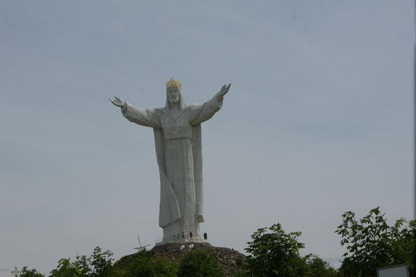 Macht der Christusstatue in Rio Konkurrenz