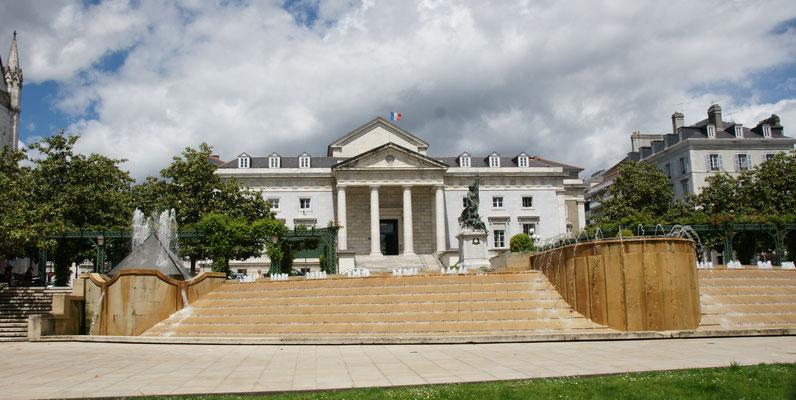 Das Justizgebäude