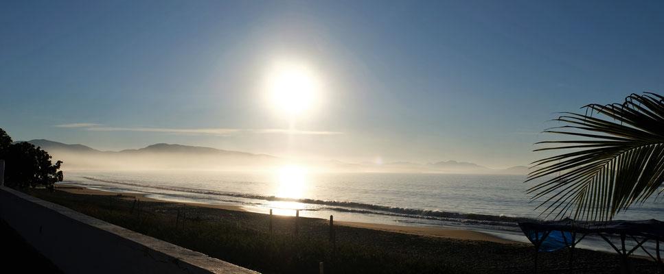 Morgenstimmung am Pazifik