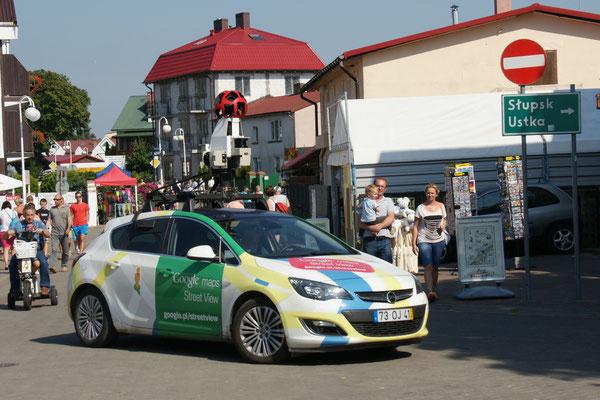 Auch Google findet den Weg nach Rowy