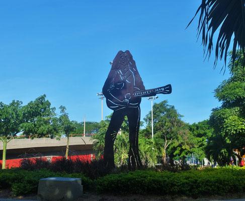 Shakira in Baranquilla