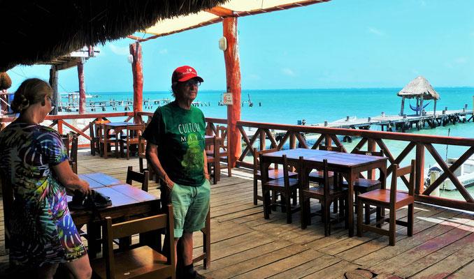 Nochmals eine kurze gemeinsame Zeit an der Karibik
